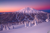 Mt Bachelor Winter